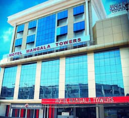 Hotel Mangala Towers